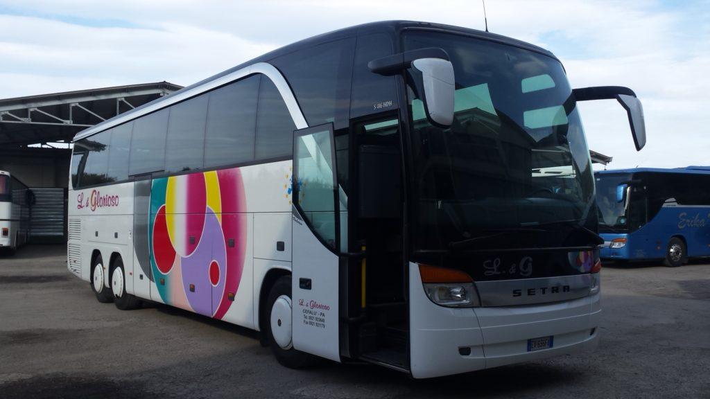 Autobus Setra 416