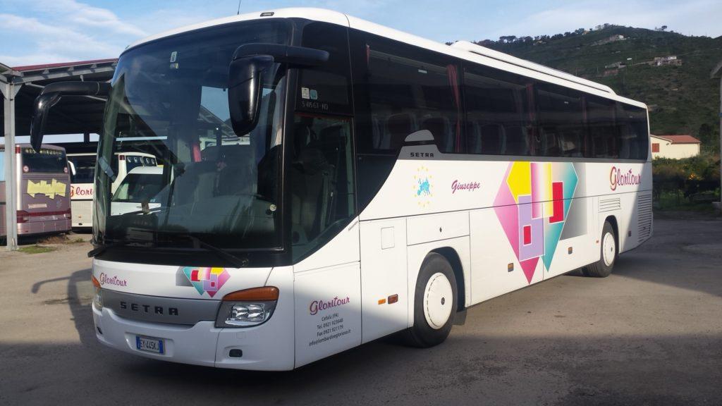 Bus Setra 415 GT